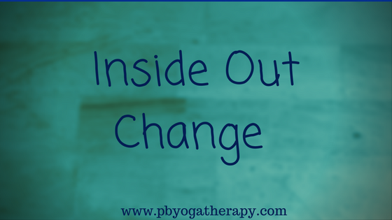 Inside Out Change